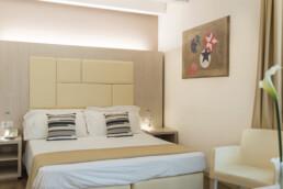 Foto di un letto matrimoniale in una stanza Superior